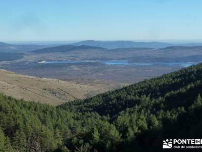 Chorro de San Mamés - Montes Carpetanos - trekking;rutas senderismo gredos senderismo españa rutas